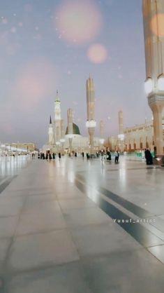 Beautiful Islamic Quotes, Beautiful Mosques, Islamic Inspirational Quotes, Best Islamic Images, Islamic Videos, Muslim Pictures, Islamic Pictures, Mekka Islam, Islamic Nasheed