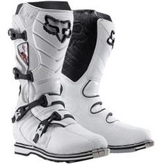 Fox F3 Race Motorcycle Boot
