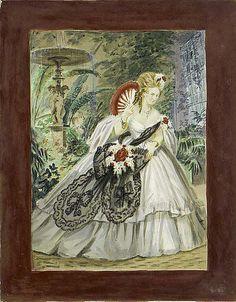 Retrosetta Pierre-Louis Pierson (French, 1822–1913) Date: 1860s