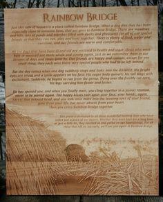 Poem #wood #engraving Wood Engraving, Custom Engraving, Rainbow Bridge, Poem, Decorating, Games, Woodblock Print, Decoration, Poems