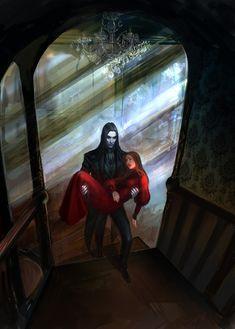 Victorian vampire by anndr on DeviantArt