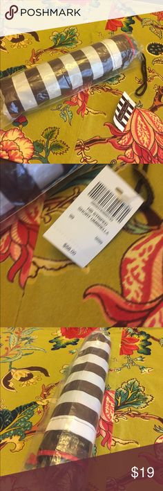 Henri Bendel Striped Umbrella Brand new with tags Henri Bendel Striped Umbrella henri bendel Accessories Umbrellas