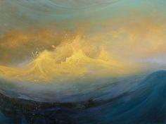 Les Collisions abstraites puissantes de Lumières et d'Ombres de Samantha Keely Smith (1)