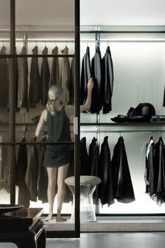 ♂ Luxury minimalist closet modern wardrobe