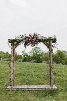 Best of 2011 ceremonies rustic wedding arches arch and altars diy style farm wedding solutioingenieria Choice Image