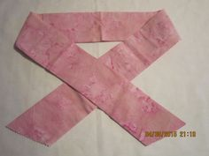 """Extra Wide 3"""" Reusable Non-Toxic Cool Wrap / Neck Cooler  - Tones and Marbled - Light Pink Tones by ShawnasSpecialties on Etsy"""