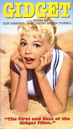 Gidget (1959) School's out for summer, and the spunky California beach girl is determined to hone her surfing skills. Along the way, she falls in love with not one but two surfer boys -- one of whom could become her lasting love. Sandra Dee, James Darren, Cliff Robertson...TS comedy