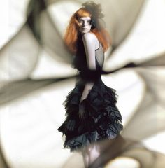 Karen Elson by Nick Knight