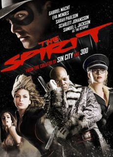 For Those Who Were Wondering ...: Movie Review: The Spirit (by Frank Miller)