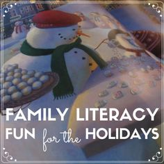 A collection of quick and simple holiday-themed literacy activities.