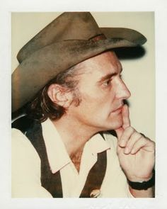 thumbs andy warhol polaroid dennis hopper 4 ANDY WARHOL POLAROIDS