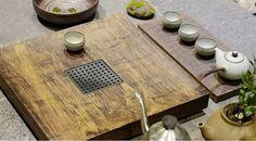 Bamboo Tea Tray