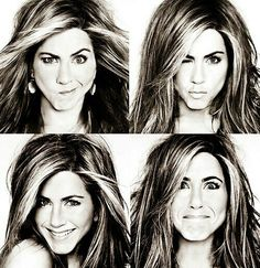 Jennifer Aniston. Is she not one of the most beautiful women alive? I'd love to meet her one day! @Jordyn Crane Crane Kneice - beautyandhairhaven.com