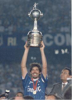 Wilson Gottardo, Libertadores 1997.