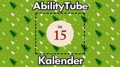 Tür 15 des 🎅 #AbilityTubeKalender 🎄 hält Evelyn Brezina für Euch bereit! Influencer, Binder, Cover, Movie Posters, Art, Advent Calenders, Studying, Art Background, Trapper Keeper