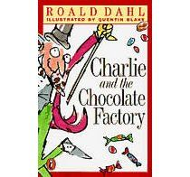 """""""Charlie and the Chocolate Factory"""" by Roald Dahl"""