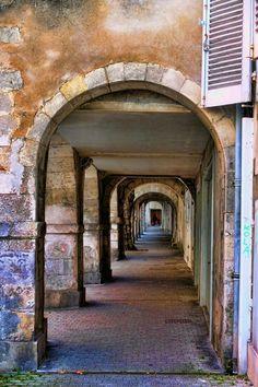 Arcades de la Rochelle