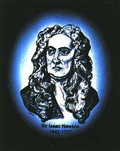 Newton had natural laws. He established the principles of motion, defined the forces of gravity, and refined the principles of scientific methodology. Science spread quickly among the educated.