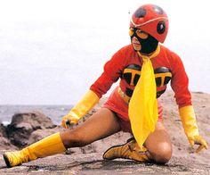 Electro-Wave Human Tackle — Kamen Rider Stronger