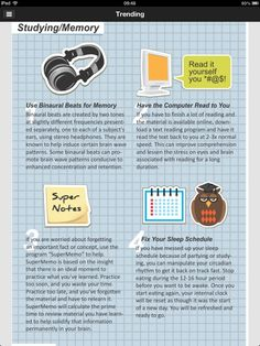 Life hacks for college students