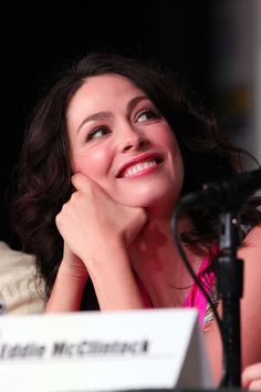 Joanne Kelly at event of Warehouse 13