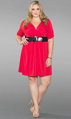Fiona Belted Dress $59.90 by SWAK Designs