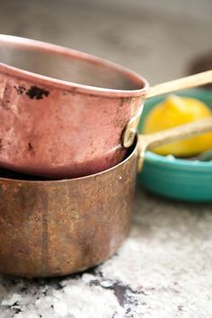 How To Clean and Polish Copper — Cleaning Lessons from The Kitchn   The Kitchn