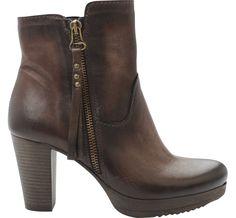 Barbara Leather Boot