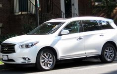 Infiniti JX approved - http://autotras.com