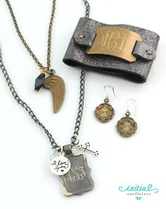 Vintage Silver + Vintage Gold + Rhapsody Collection | Initial Outfitters