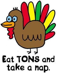 cartoon turkeys | Rocco's Tacos & Tequila Bar's Anniversary, Thanksgiving, and Other ...