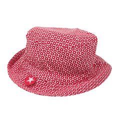 White/Red Hat Tiba Rand Jersey Plain - Kik-Kid Online - Baby, Kids & Teens Webshop Goldfish.be - Goldfish Kids Web Store Mechelen