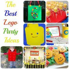 Party Ideas – Lego