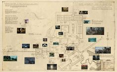 Hogwarts Blueprints – The Harry Potter Lexicon