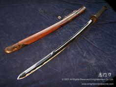 Enlightment Swords - Gallery: Yi Mon Dao