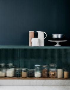 Modern Kitchen Interior Remodeling Jonathan Richards' Own Residence in Sydney's Darlinghurst
