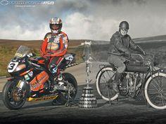 Cool Isle of Man TT Print. Found at Motorcycle-usa.com