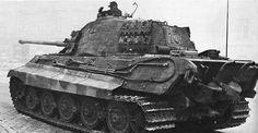 Picture of the SdKfz 182 Panzerkampfwagen VIB Tiger II / King Tiger (PzKpfw VIB) / Panzer 6B