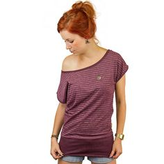 Top Girls Naketano Wolle Dizzy heatherbordeaux ★★★★★