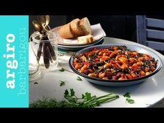 Γίγαντες στο φούρνο από την Αργυρώ Μπαρμπαρίγου   Η καλύτερη συνταγή για γίγαντες με ντομάτα και μυρωδικά, με όλα τα μυστικά μου. Παράδοση και γεύση μαζί!