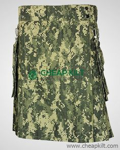 If you are looking for something that will keep you comfortable and fashionable while working, you should consider getting your own US Army Digital Camo Kilt for men. kilts for sale, kilts for men Cheap Kilts, Kilt Shop, Kilt Hire, Kilts For Sale, Utility Kilt, Scottish Kilts, Men In Kilts, Digital Camo, Us Army