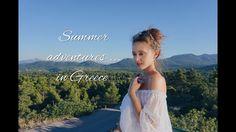 Summer moments   Райские пляжи   Euboea Island   Greece Vlog