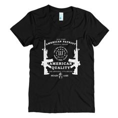 American Patriot Woman's T-Shirt