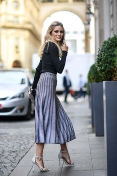 Olivia Palermo Out And About In Milan - September 23, 2016