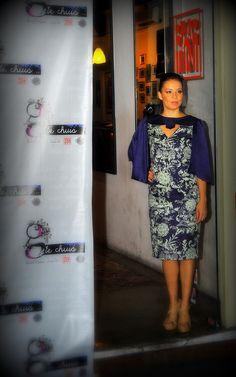 Marylene LR08#Indonesia Créatrice@GIE chuis#Spring-Summer 2013-2014