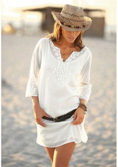 Šaty s dlouhými rukávy #ModinoCZ http://modino.cz/saty-s-dlouhymi-rukavy-33300460.html