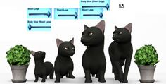 "oneeuromutt: "" I give to you… Cat Sliders. __________________ Body Size - Small [Body] {All ages} (one direction) Body Size (Short Legs) [Body] {All ages} (both direction) Short Legs [Body]. Sims 3 Mods, Sims Cc, Sims Pets, Download Cc, Free Sims, Sims Games, Sims 4 Cc Finds, Sliders, Nerdy"