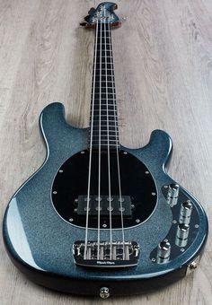 Ernie Ball Music Man PDN Limited StingRay 4 H Starry Night Bass, Ebony Board   eBay Confira aqui http://mundodemusicas.com/lojas-instrumentos/ as melhores lojas online de Instrumentos Musicais.