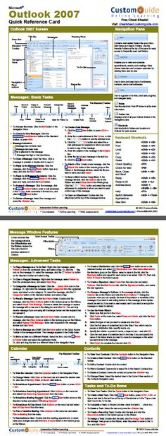outlook 2007 template shortcut - create a contact list for christmas cards or invitations
