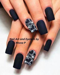 Square Nail Designs, Toe Nail Designs, Heart Nail Art, Celebrity Nails, Jelly Nails, Fire Nails, Gelish Nails, Square Nails, Nail Stamping